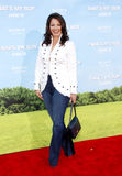 Fran Drescher. At the Los Angeles premiere of 'That's My Boy' held at the Westwood Village Theater in Los Angeles, USA on June 4, 2012 Royalty Free Stock Photos