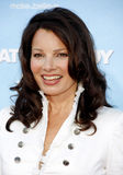 Fran Drescher. At the Los Angeles premiere of 'That's My Boy' held at the Westwood Village Theater in Los Angeles, USA on June 4, 2012 Stock Photography