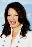 Fran Drescher. At the Los Angeles premiere of 'That's My Boy' held at the Westwood Village Theater in Los Angeles, USA on June 4, 2012 Royalty Free Stock Images