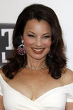 Fran Drescher, Morgan Freeman Royalty Free Stock Image