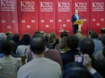 François Hollande Royalty Free Stock Images