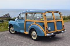 França, carro do vintage Fotos de Stock Royalty Free