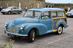 França, carro do vintage Fotografia de Stock