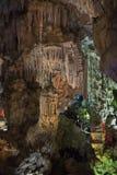 Frana la montagna Vietnam di morfologia carsica Fotografia Stock Libera da Diritti