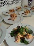 Francés de la comida Fotos de archivo