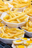 Francés frito. Imagenes de archivo