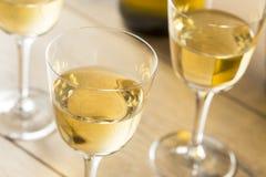 Francês seco Sherry Dessert Wine fotos de stock royalty free
