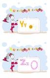 Francais di alfabeto. Alfabeto francese, vettore Y, Z Fotografie Stock Libere da Diritti