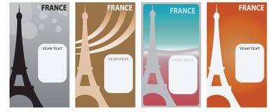 france royaltyfri illustrationer