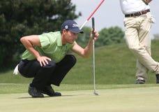 France 2006 golf może paddison Toulouse pro tour Zdjęcia Stock