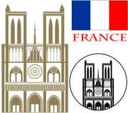france stock illustrationer