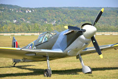 France,  air show of Verneuil sur Seine Stock Photography