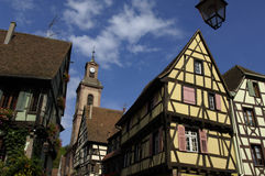 France, Alsace, Riquewihr Royalty Free Stock Photography