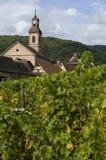 France, Alsace, Riquewihr Stock Image