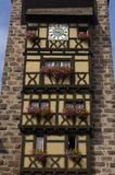 France, Alsace, Riquewihr Stock Photo