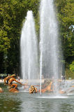 France, Apollo fountain in the Versailles Palace park Royalty Free Stock Image