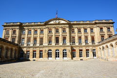 France, Aqutaine, Bordeaux, the city hall Stock Photos