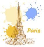 France background royalty free illustration
