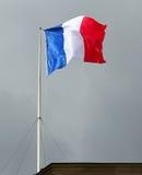 France bandery Zdjęcia Stock