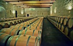France barrels stock photos