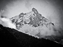 france berg Arkivfoto