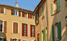 France, Bouche du Rhone, city of Salon de Provence Royalty Free Stock Photo
