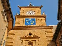 France, Bouche du Rhone, city of Salon de Provence Royalty Free Stock Photos