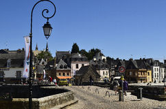 France, Brittany, Auray Royalty Free Stock Image