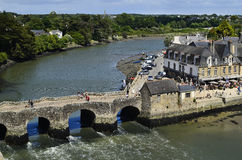 France, Brittany, Auray Royalty Free Stock Images