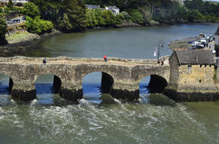 France, Brittany, Auray Stock Images