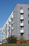 France, a building site in Les Mureaux stock photo