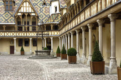 France, Burgondy, Beaune Royalty Free Stock Photography