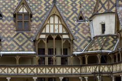 France, Burgundy, Beaune Royalty Free Stock Photo
