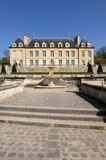 France, castle of Auvers sur Oise Royalty Free Stock Images