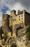 France, castle of Beynac Royalty Free Stock Photography