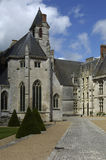 France, castle of Chateaudun Stock Images