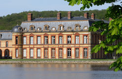 France, the castle of Dampierre in les Yvelines Stock Image