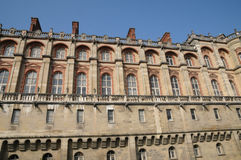 France, castle of  Saint Germain en Laye Royalty Free Stock Photos
