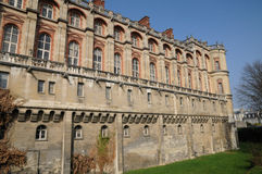 France, castle of  Saint Germain en Laye Royalty Free Stock Photography