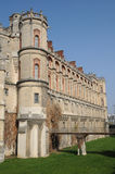 France, castle of  Saint Germain en Laye Royalty Free Stock Image