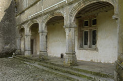 France, castle of  Talcy Stock Photo