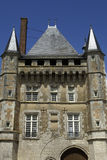 France, castle of  Talcy Royalty Free Stock Image