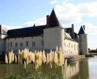 France Château Plessis-Bourre Foto de Stock