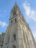 France, Chartres, Notre Dame de Chartres Cathedral Royalty Free Stock Photos