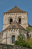 France, the church of Fontenay Saint Père in Les Yvelines Royalty Free Stock Photography