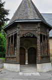 France, church of Ry in Seine Maritime Royalty Free Stock Photography