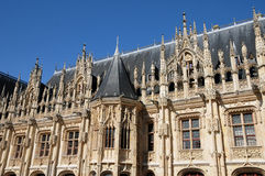 France, the city of Rouen in Normandie Stock Photos