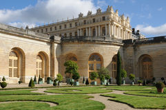 France,  classical Versailles palace Orangery Stock Photography