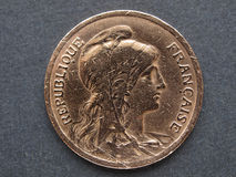 France coin Stock Image