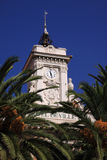 France Corsica Ajaccio City hall Stock Photos